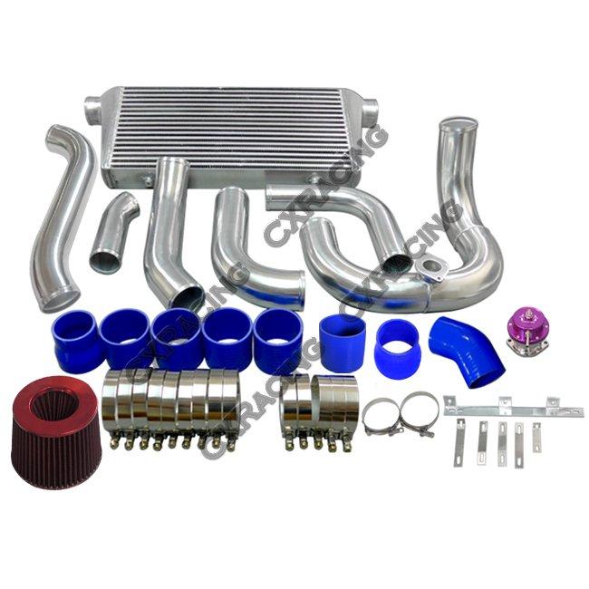 Intercooler Piping Kit Turbo Intake For Lexus Sc300 1jz