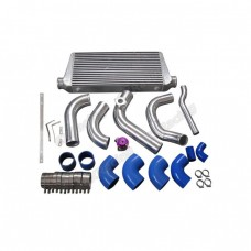 Intercooler Piping Radiator HardPipe Kit For 1JZGTE VVTI 1JZ Swap 240SX S13 S14 Single Turbo