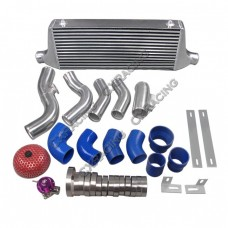 Intercooler Kit Turbo Intake For Subaru BRZ/ Scion FRS 2JZ-GTE Single Turbo