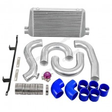 Intercooler BOV Piping Kit For 08-16 Genesis Coupe 2JZGTE Single Turbo