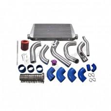 Intercooler Piping Intake Radiator HardPipe Kit For Single Turbo 2JZGTE 2JZ-GTE 2JZ Swap 240SX S13 S14