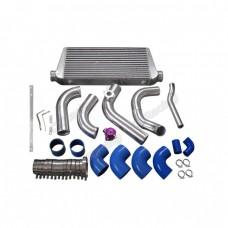 Intercooler Piping Radiator HardPipe Kit For 2JZGTE 2JZ-GTE 2JZ Swap 240SX S13 S14 Single Turbo
