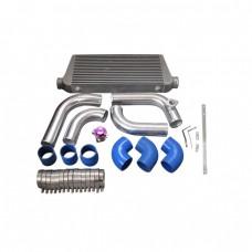 Intercooler Piping BOV Kit For 2JZGTE 2JZ 2JZ-GTE Swap 240SX S13 S14 Single Turbo Top Mount
