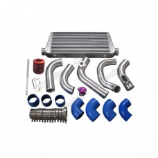 Intercooler Piping Turbo Intake Kit For 2JZGTE 2JZ-GTE 2JZ Swap 240SX S13 S14 Single Turbo