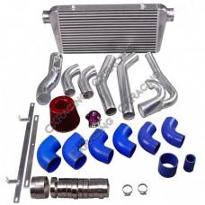 Intercooler Stock Turbo Intake Kit For 95-04 Toyota Tacoma Truck 2JZ-GTE 2JZGTE