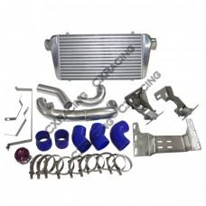 2JZ-GTE Engine R154 Trans Swap Mounts Intercooler Kit For BMW E36 2JZGTE