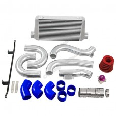 Intercooler Intake BOV Piping Kit For 08-16 Genesis Coupe 2JZGTE Twin Turbo