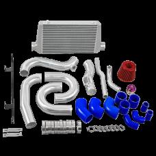 Intercooler Intake Radiator Piping Kit For 08-16 Genesis Coupe 2JZGTE Swap