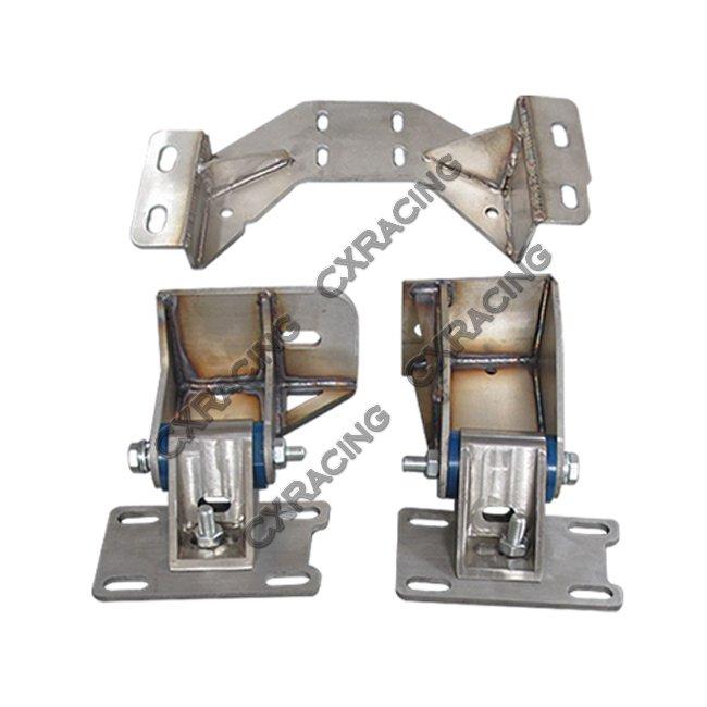 Intercooler Piping Engine Transmission Mount Rad Swap Kit