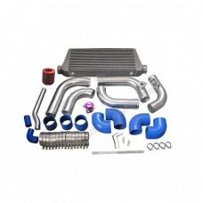 Intercooler Piping Intake Radiator HardPipe Kit For Stock Turbo 2JZGTE 2JZ-GTE 2JZ Swap 240SX S13 S14