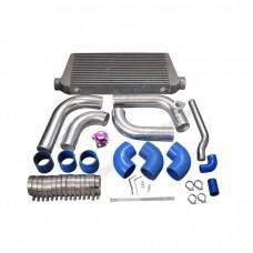 Intercooler Piping Radiator HardPipe Kit For 2JZGTE 2JZ-GTE 2JZ Swap 240SX S13 S14 Stock Turbo