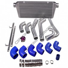 Intercooler Piping Kit For 95-04 Toyota Tacoma Truck 2JZ-GTE Stock Twin Turbo