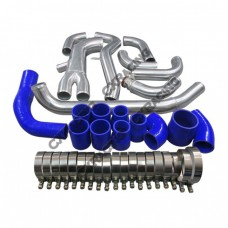 Stock SM Intercooler Pipe Kit For Mitsubishi 3000GT VR-4 Dodge Stealth TT New Design