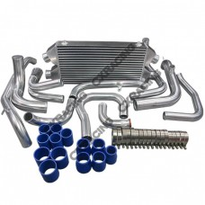 Twin Turbo Intercooler Kit For 1990-2001 Mitsubishi 3000GT GTO / Dodge Stealth
