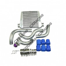"Intercooler Kit For Corolla GT-S SR5 AE85 AE86 4A-GE 4AGE, Core size: 11""x12""x3"""