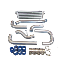 Front Mount Intercooler Piping Kit For 88-00 Civic Integra D Series and B Series Engine