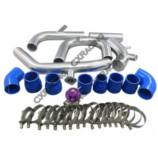 Bolt on Intercooler Piping Kit for 07 + Mitsubishi Lancer Evolution EVO X