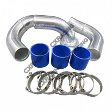 "3"" intercooler Charge Pipe Kit For 08-10 Ford Super Duty 6.4 L Power Stroke Diesel"
