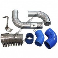 Upgrade Piping Kit For 99-05 VW Jetta 1.8T Turbo Stock Side Mount Intercooler
