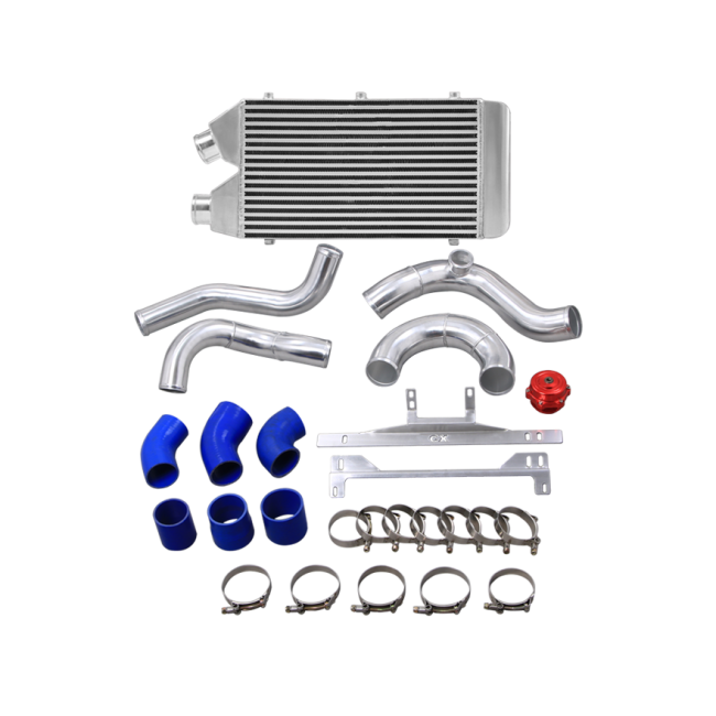 K20 Turbo Intercooler Piping Kit For 96-00 Honda Civic EK