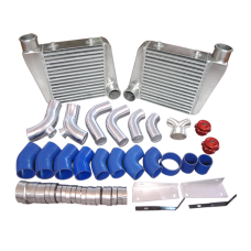 Intercooler Piping BOV Kit For Chevrolet Chevelle LS1 63 65 LSx Swap