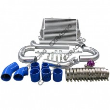 FMIC Intercooler Kit For 2007-2009 Mazdaspeed3 1st Gen with Double Core intercooler