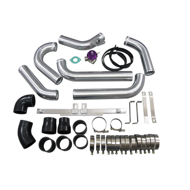 intercooler piping kit bov for 05