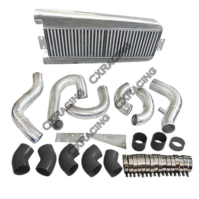 Vortech V3 Supercharger Review: Bolt On FMIC Intercooler Kit For 87-93 Ford Mustang 5.0