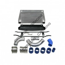 Front Mount Intercooler Kit For 07-10 BMW 335i 335is E90 E91 E92