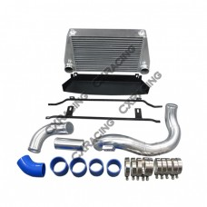 Front Mount FMIC Intercooler Kit For 2011+ BMW E90 E91 E92 N55 335i 335is
