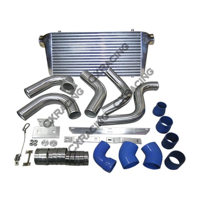intercooler charge piping kit for 89 91 dodge ram cummins 5 9l diesel