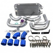 Front Mount Intercooler Kit For Nissan S13 S14 240SX with RB20/RB25DET Engine
