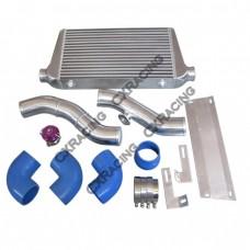 Intercooler + Piping BOV Kit For 240Z 260Z 280Z 280ZX RB26DETT RB26 Swap Single Turbo