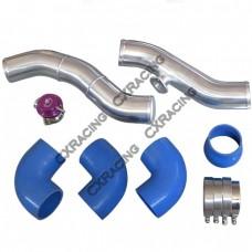 Intercooler Piping BOV Kit For 240Z 260Z 280Z 280ZX RB26 RB26DETT Swap Single Turbo