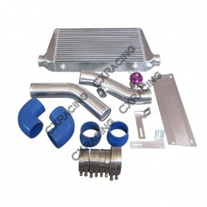 Intercooler + Piping BOV Kit For 240Z 260Z 280Z RB26DETT Stock Turbo RB26 280ZX