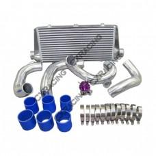 Intercooler Kit BOV For 89-99 240SX S13 SR20DET Swap Top Mount Turbo