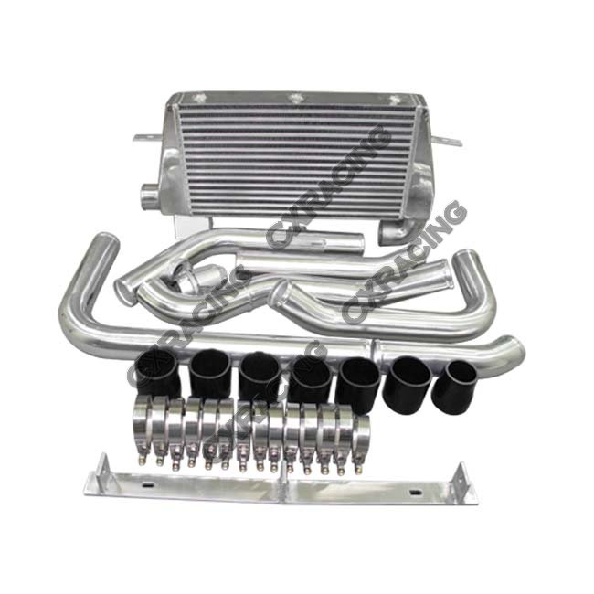 Front Mount Intercooler Kit For 86-92 Toyota Supra MK III