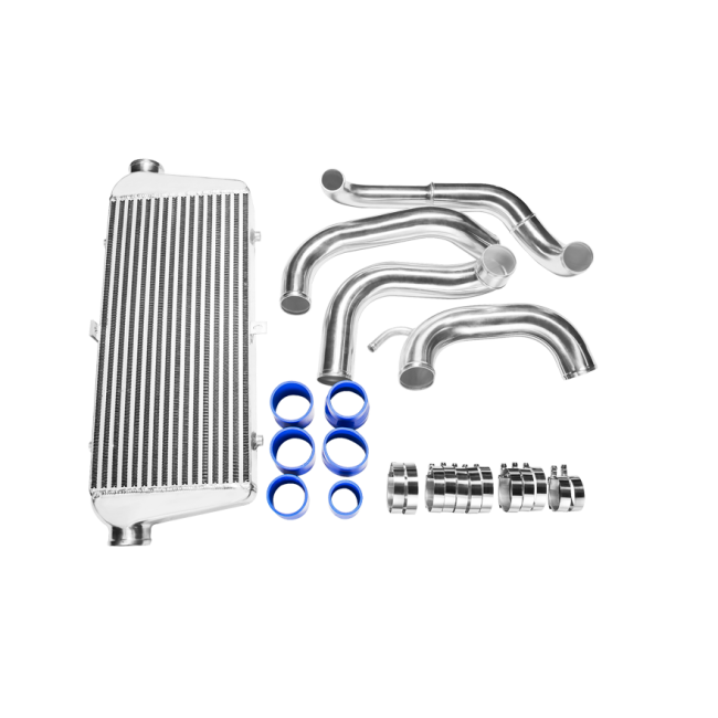 front mount intercooler piping kit for 89