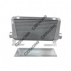 "27""x12""x3"" FMIC Intercooler + Mounting Bracket For Datsun 240Z 260Z 280Z"