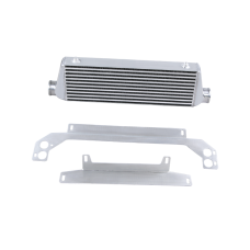 Intercooler + Mounting Bracket Kit For 99-05 Mazda Miata NB Turbo