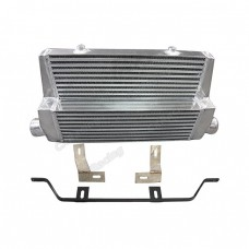 Front Mount Intercooler + Brackets For 98-05 Lexus IS300 2JZGE 2JZGTE