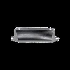 Front Mount Intercooler + Bracket Support Bar For 02-06 WRX STi GDA GDB GDF