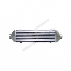 "28""x6""x2.5"" Turbo Universal Intercooler For SUBARU WRX STI Acura Integra"