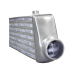 INTERCOOLER 27.5x5.5x2.5 For Mustang Supra AUDI A4
