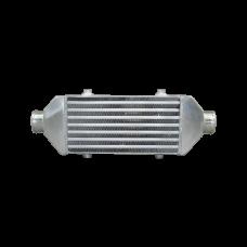 Universal Tube&Fin Turbo Intercooler 19x6x2.5 For RX7 RX8 Dodge SRT-4