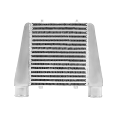 Intercooler Turbo 15.25X13X3 Inlets On One Side
