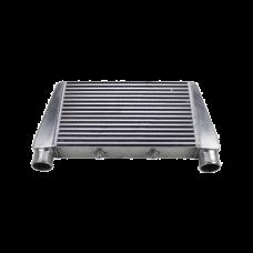 23.5x13x3 V-Mount Turbo Intercooler For 300ZX Z32 Mazda RX-8