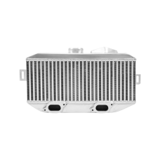 Top Mount 20x11.5x4 Intercooler For 02-07 WRX STI
