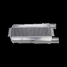 "2.5"" Bar & Plate Turbo Intercooler 22.75x11x3 For ECLIPSE TALON DSM"