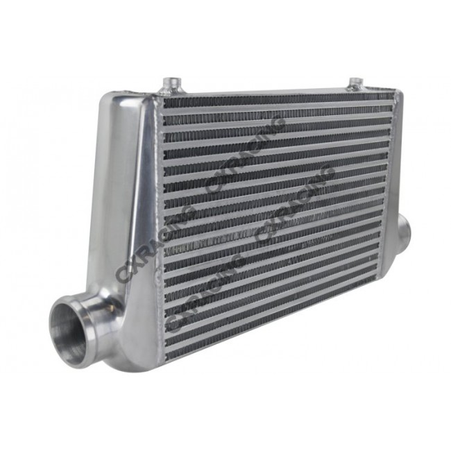 "Universal Bar and Plate Aluminum 3/"" Inlet /& Outlet Intercooler 25/""x11.75/""x3/"""